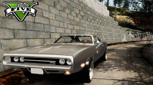 Fast and Furious 7 1970 Dodge Charger Movie car mod v2.0
