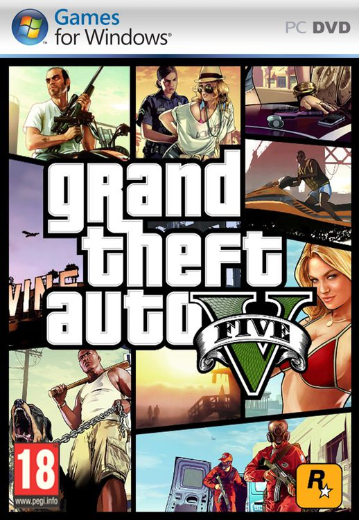 GTA 5 PC SAVE 100%