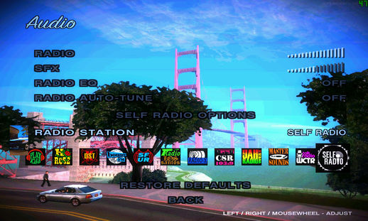 GTA V Self Radio mod (Updated)