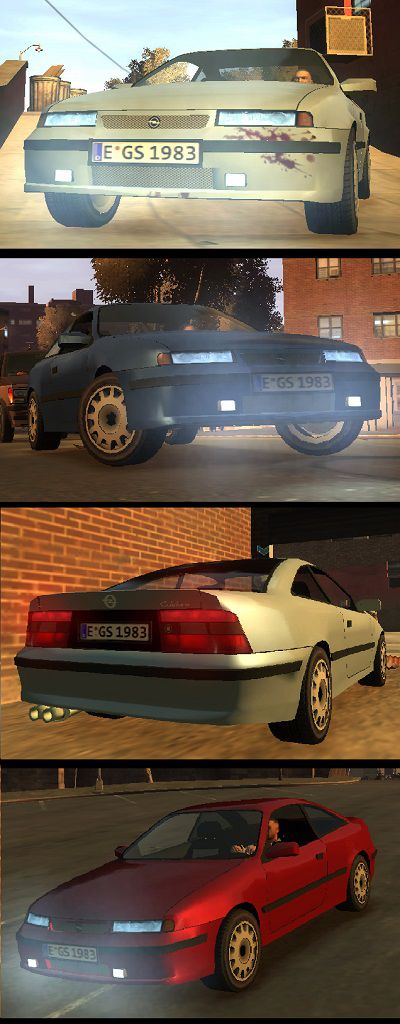 Opel Calibra Basic v2
