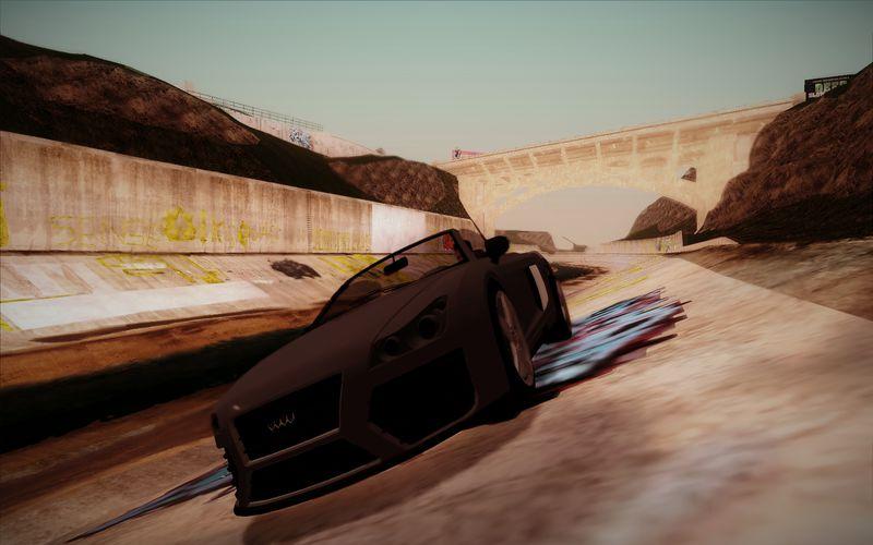 GTA San Andreas TC: GTA:V for GTA: San Andreas 2015 Mod