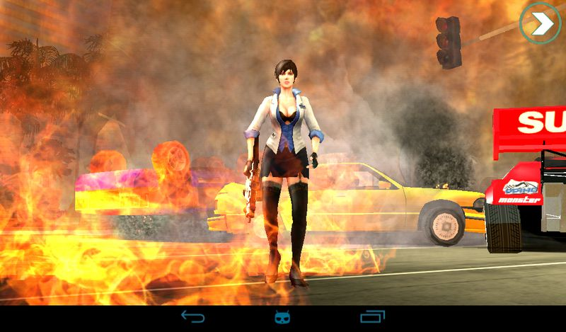 GTA San Andreas Real Effect Full Final Version Android (UPDATE PLUS