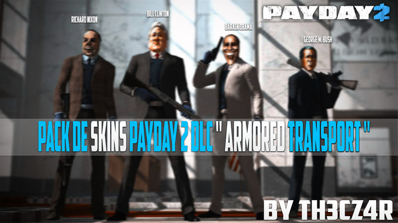 how to make skins for payday 2