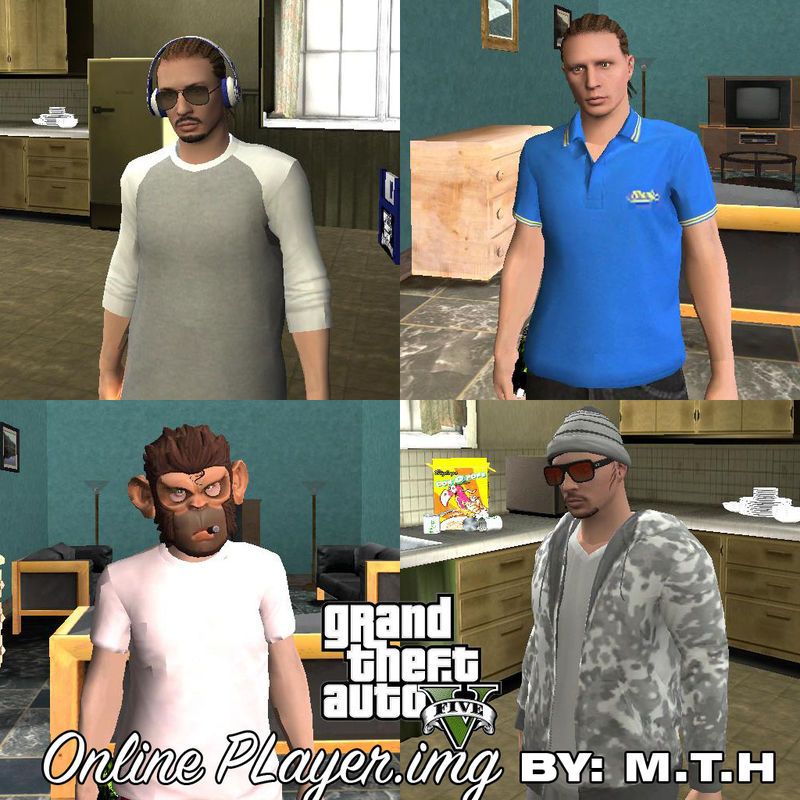 gta 5 online how to play 2 player