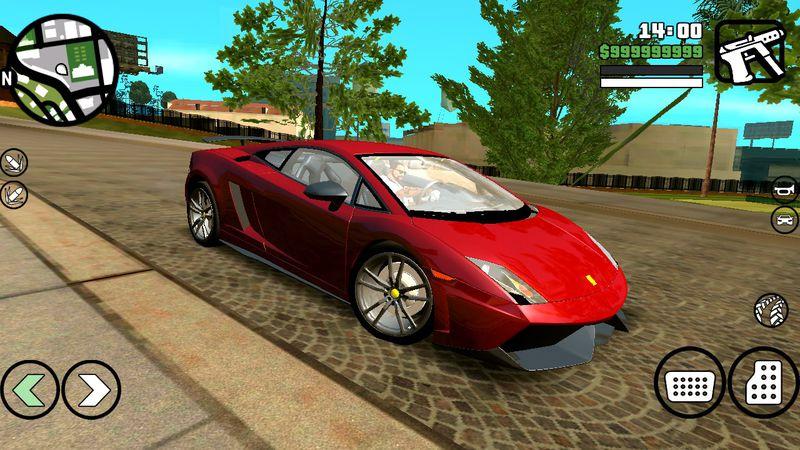 2011 Lamborghini Gallardo LP 570 4 Superleggera