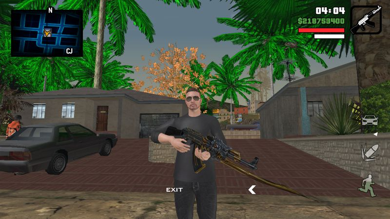 GTA San Andreas Radar Need For Speed World + Bonus for