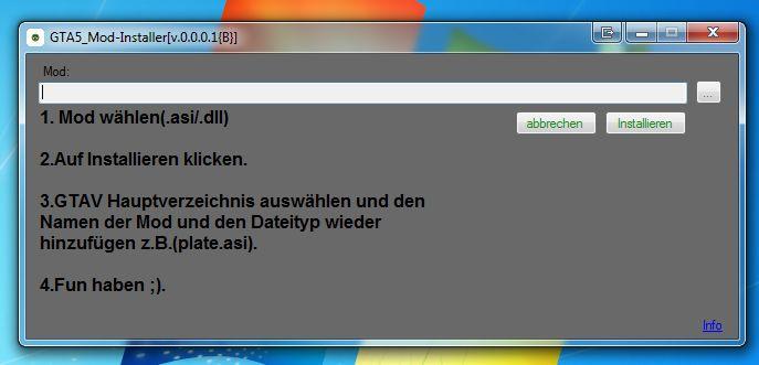 GTA 5 GTA V Mod installer Mod - GTAinside com