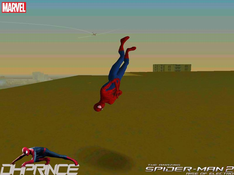 The Amazing Spiderman 2 Skin