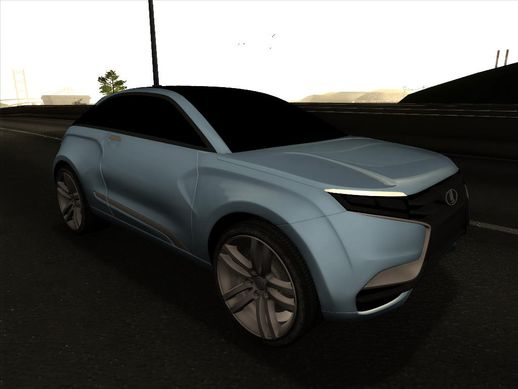 Lada X ray Concept HD v0.8 beta
