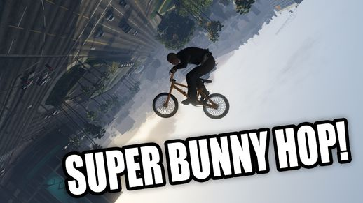 Super BMX - Bunnyhop & Speed V2