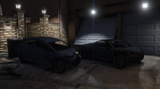 2x Vehicle Deformation