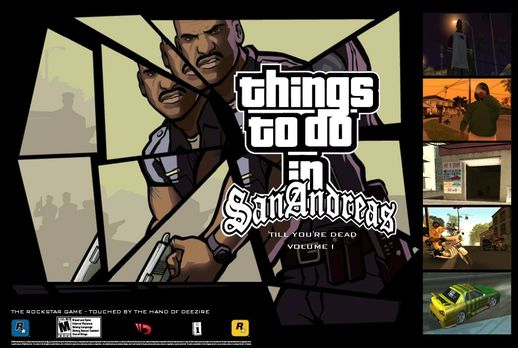 Advanced Gta San Andreas (old , don't download )
