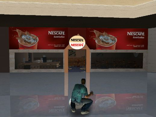 Nescafe Coffee Shop