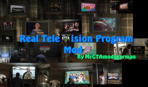 Real Television Program Mod 1.0 Part 1