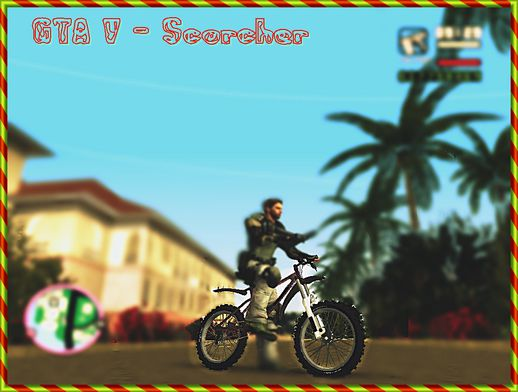 Scorcher - GTA V  Bike