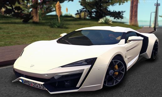 2014 Lykan Hypersport