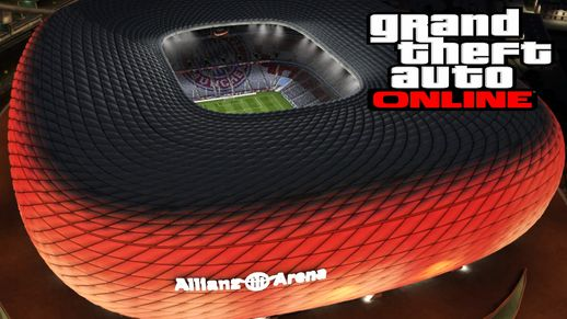 Allianz Arena FootBall Stadium 2.0