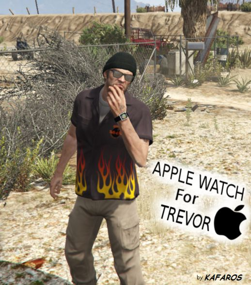 Apple Watch for Trevor