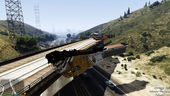 Railroad Engineer 3.2 (Train mod with derailment)