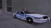 1998 Ford Crown Victoria P71 Police Interceptor