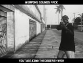 Weapons Sounds Pack