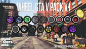 Wheels GTA V Pack v1