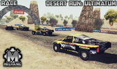 MTA SA Race Track Map - Desert Run: Ultimatum