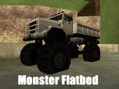Monster Flatbed