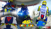 Valentino Rossi M1 Outfit 2015
