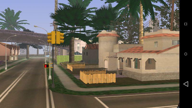 GTA San Andreas Grove Street de GTA V + Novas Gangues