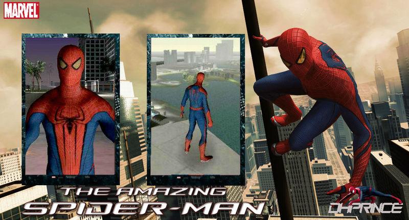 Скачать Моды На Amazing Spider Man - фото 5