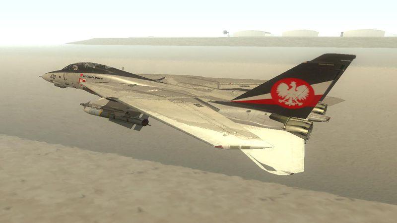 F 14 Super Tomcat GTA San Andreas F-14D ...