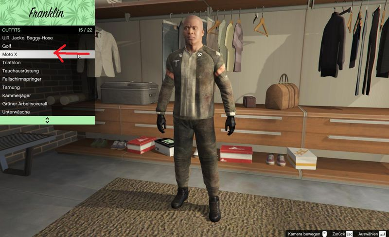 GTA 5 GTA V SS outfit Mod - GTAinside.com