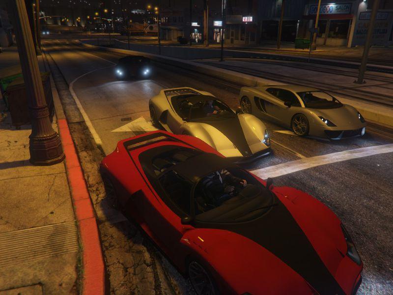 All Traffic In GTA V SUPER CAR AND SPORTS CAR DUBAI MOD
