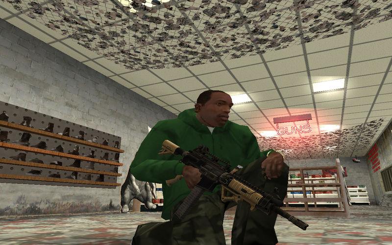 AR15 9mm Killing Floor 2
