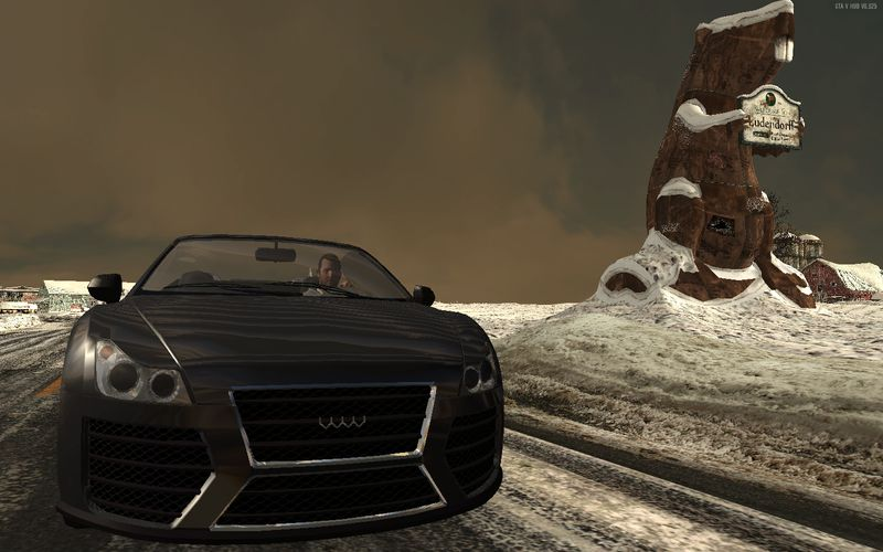 GTA San Andreas GTA V Cars ADDED [not replaced] to SA v5 Mod