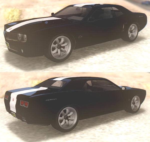 GTA San Andreas GTA V Bravado Gauntlet Redwood Mod
