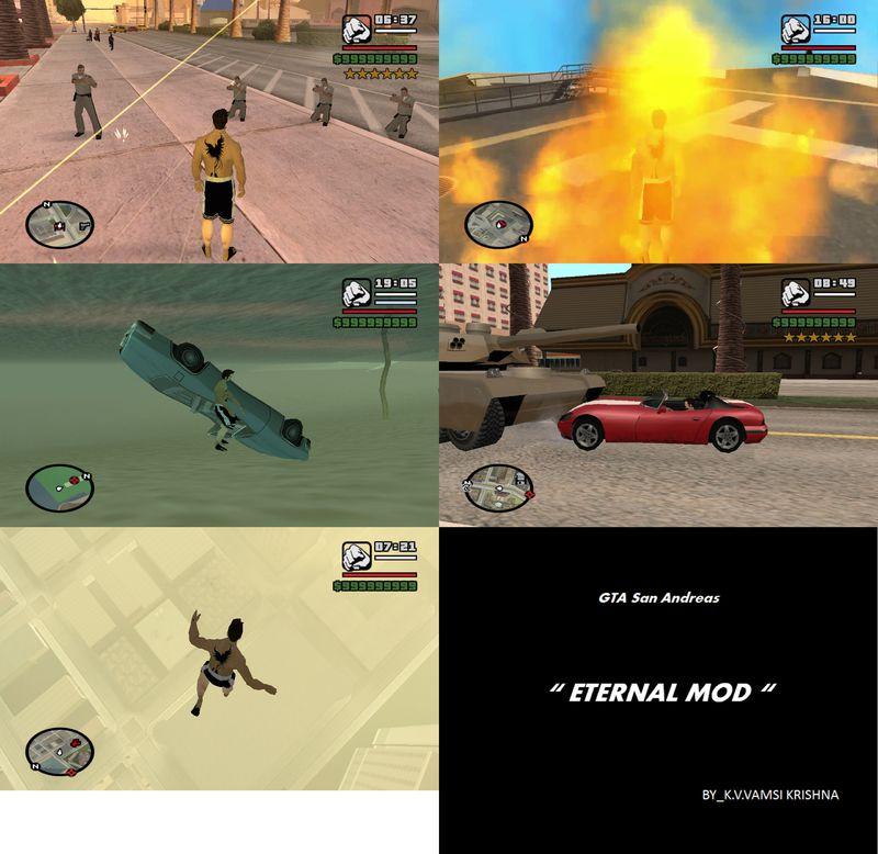 Cheat GTA San Andreas (PC, PS2,PSP)