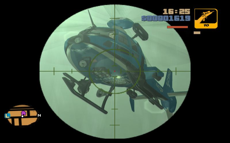 gman pilot helicopter - Helicopter Mod