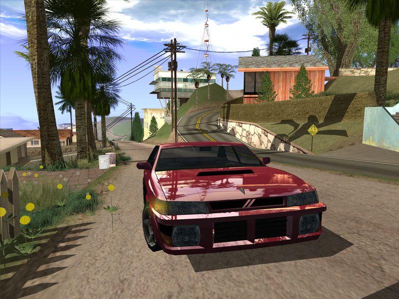 GTA San Andreas Ultimate Graphics Mod 2 0 Mod - GTAinside com