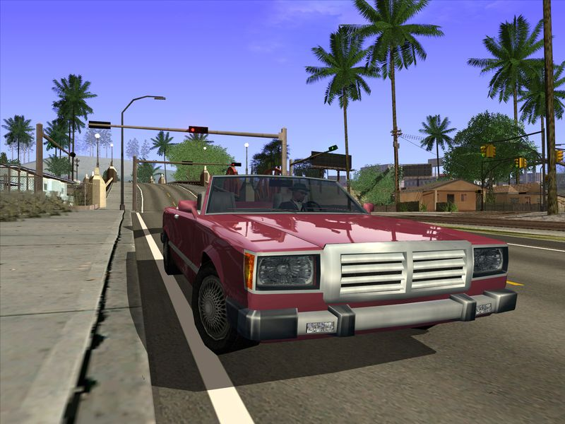 GTA San Andreas Ultimate Graphics Mod 2 0 Mod - GTAinside com