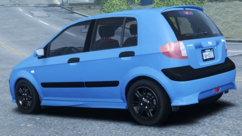 Watch Cars 2006 Online >> GTA 4 2006 Hyundai Getz Mod - GTAinside.com