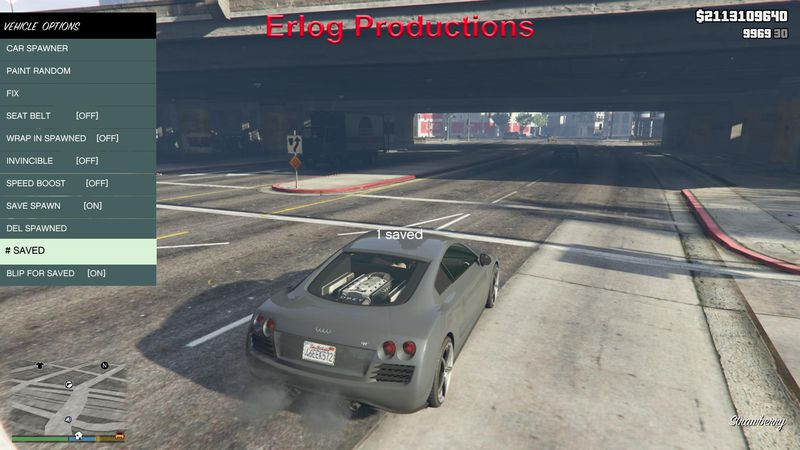 GTA 5 Stop Vehicles from Disappearing V1 2 Script Mod