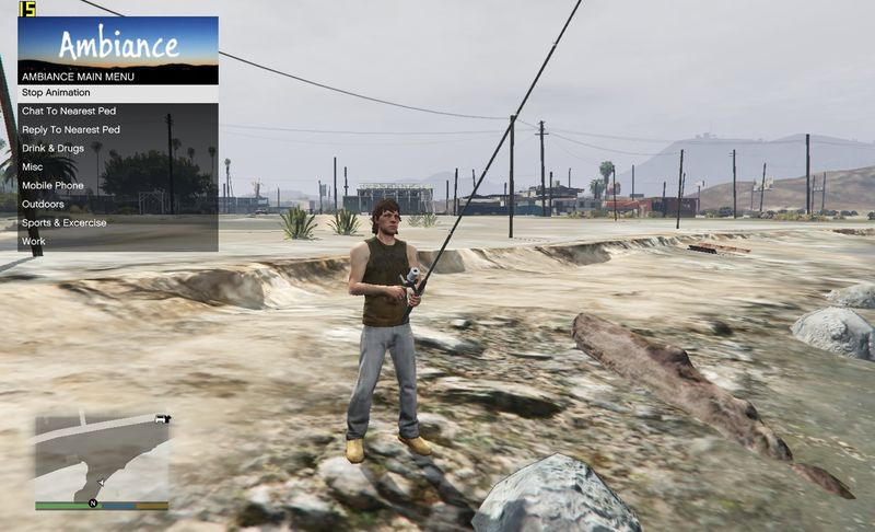 how to fix a glitched enemy spawn gta online
