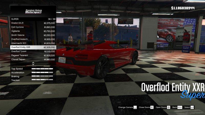 Key Car Dealership >> GTA 5 Premium Deluxe Motorsport Car Dealership Mod v4.2.8 Mod - GTAinside.com