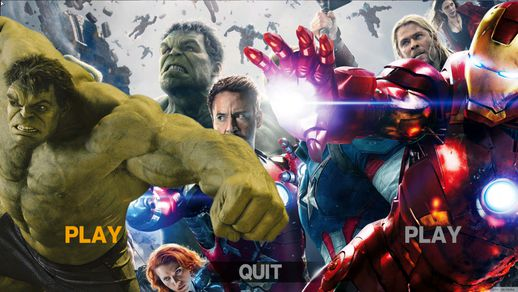 Avengers 2 Full Loading Screen Pack by JD