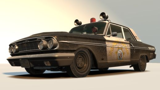Ford Fairlane 1964 Police (Beta)