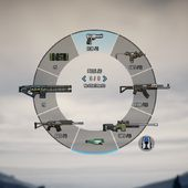 GTA V - Colored Weapon Icons HD