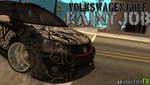 Paintjob for Volkswagen Golf GTI Mk5 Tunable