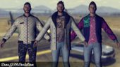 Skins From GTA Online [DLC Ill Gotten Gains]